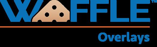 WAFFLE® Overlay Logo